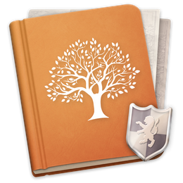 MacFamilyTree app icon